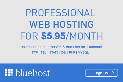 BlueHost WordPress Hosting offer
