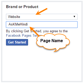 create facebook page guide