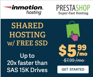InMotionHosting – Shared Hosting at just $5.99/month