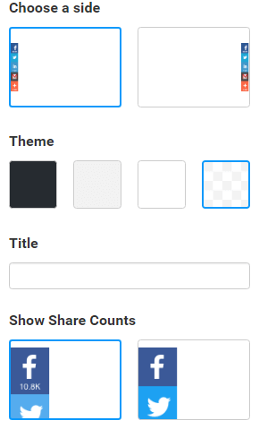 addthis share button