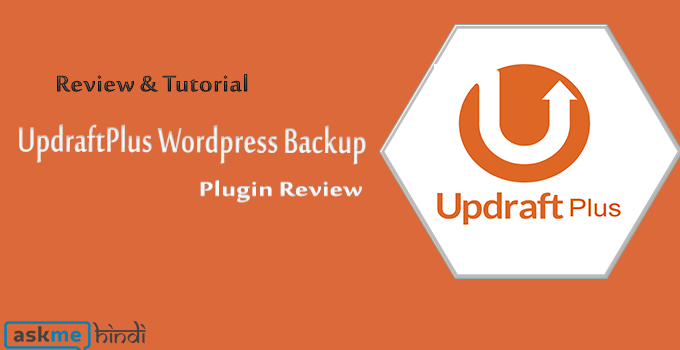 Updraftplus Plugin – Backup & Restore WordPress Site