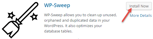 wp sweep plugin