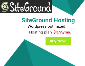 SiteGround WordPress Hosting offer