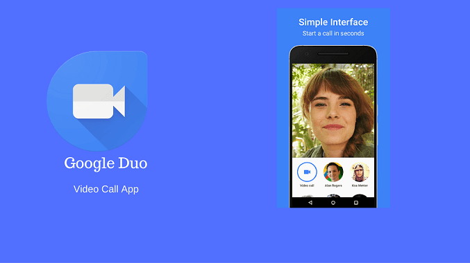 Google Duo Video call app