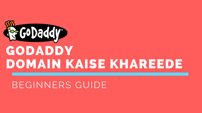 Godaddy Se Domain Name Kaise Buy kare?