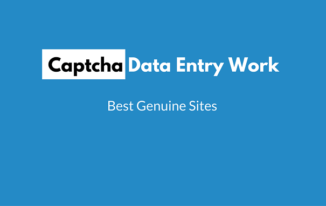 6 Best Captcha Data Entry Work Sites [Make Money]
