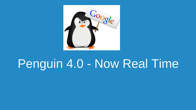 Google Penguin 4.0 Rolled Out – Janiye Kya hai New
