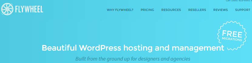 flywheel managed hosting