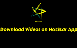 HotStar App Par Free Offline Videos Kaise Download Kare
