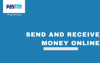 PayTM Mobile App Se Money Send/Receive Kaise Kare?