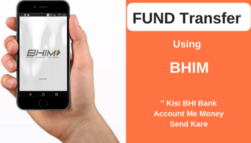 BHIM UPI App Se Kisi Bhi Account Me Money Send Kare