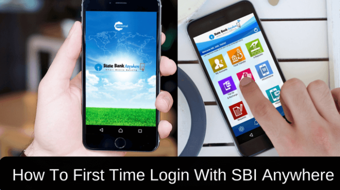 SBI Anywhere (Personal) First Time Login Kaise Kare?
