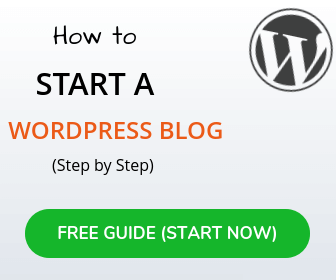 how start wordpress blog