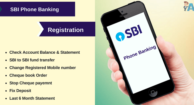 SBI Phone Banking Registration Process (Step by Step)