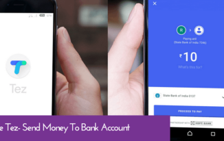 Google Tez Par Kisi Bhi Bank Account me Money Send Kare