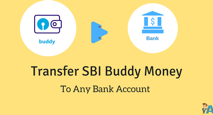 SBI Buddy Wallet Money Bank Account Me Transfer kaise kare