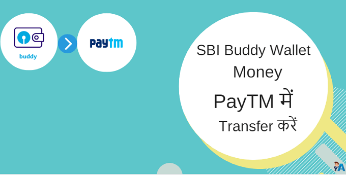 SBI Buddy Money PayTM Me Transfer/Send Kaise Kare