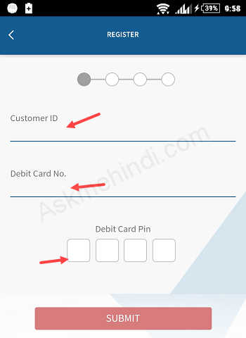 how to change mobile number in yes bank