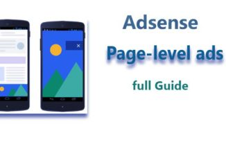 Google Adsense Page Level Ads – [Beginners Guide]