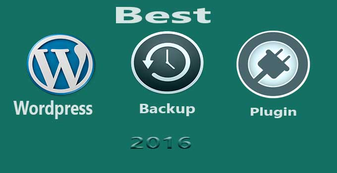 Best WordPress Backup Plugins (2016)