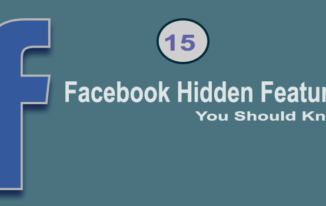 15 Facebook Hidden Features aapko hain pata?