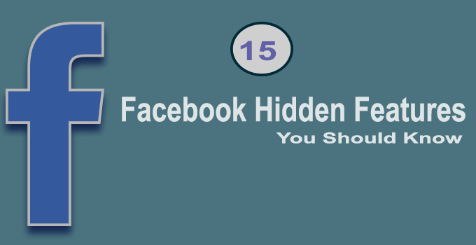 facebook hidden features