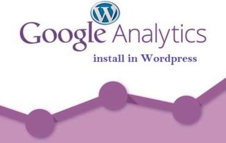 Google Analytics WordPress Me Kaise Install Kare