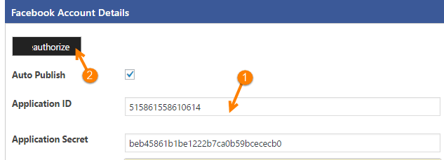 accesspress facebook auto post plugin