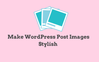 Styling WordPress Post Images