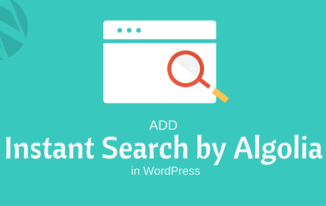 ADD Instant Search Feature in WordPress