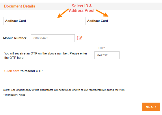 icici bank apply saving account