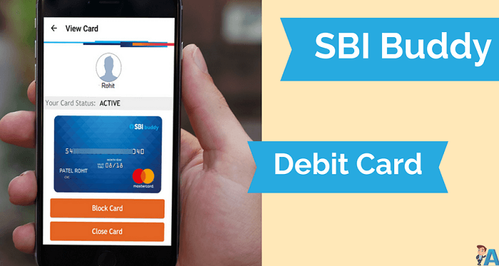 SBI Buddy Debit Card Kaise Generate Kare