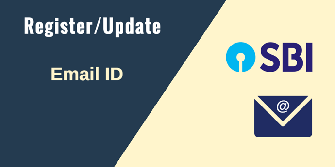 Register/Update Email ID With SBI Account