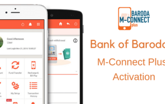 Bank of Baroda M-Connect Plus Registration (Activate) Kaise kare