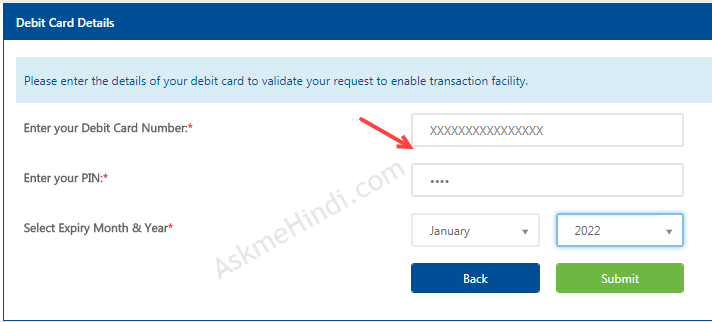 Federal Bank Net Banking online Activation