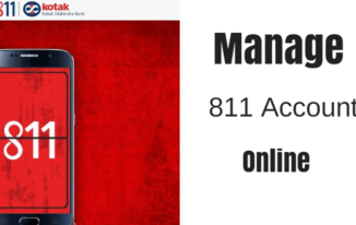 Kotak 811 Account Online Manage kaise Kare