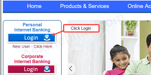 central bank of india net banking register online